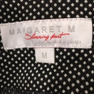 Margaret M Pants - Margaret M slimming pants.